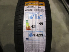 Unknown - (155 / 55R14) brand new tires RP570
