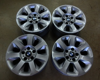 BMW - BMW 5 Series (E60) Genuine 16 inch 4pcs