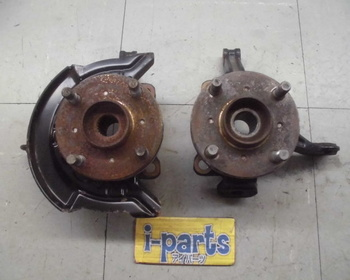 Unknown - Toyota Motor Corporation - Used! Passo (QNC10) Genuine F Hub knuckle left and right